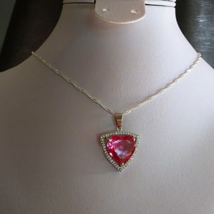 NEW 🎉Beautiful heart necklace